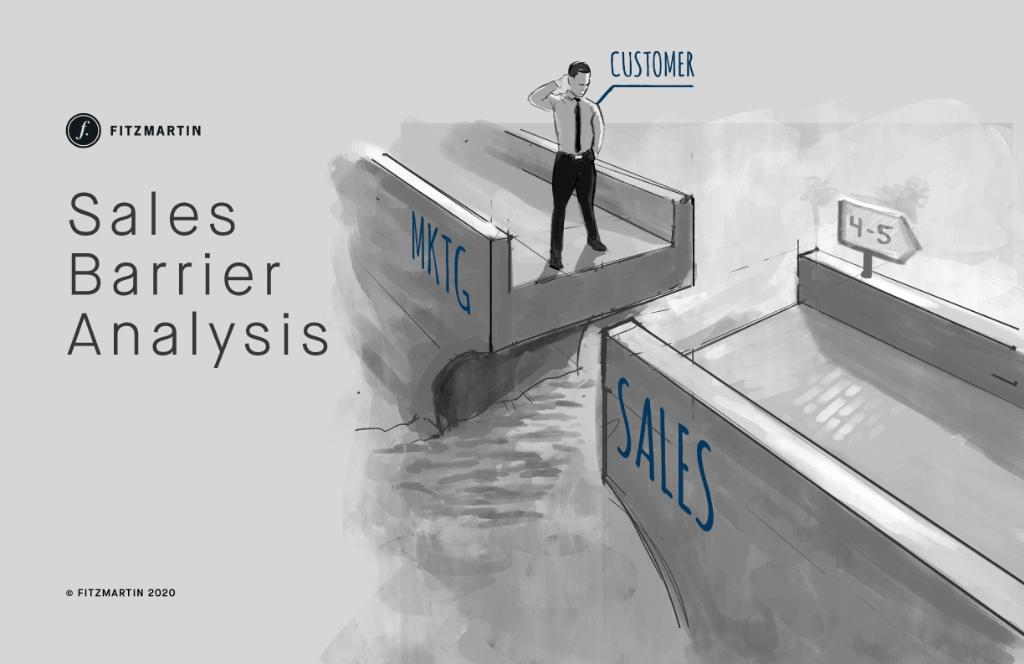 Sales Barrier Analysis